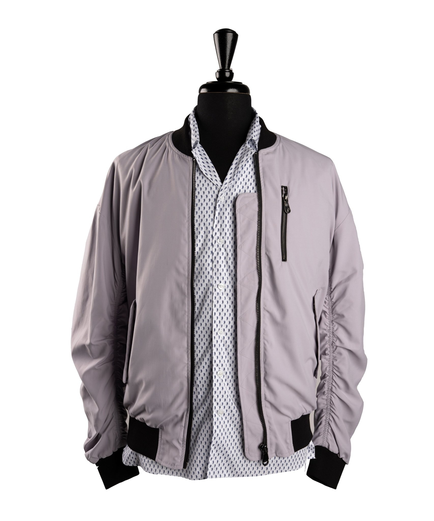 Clive Grey Bomber-1