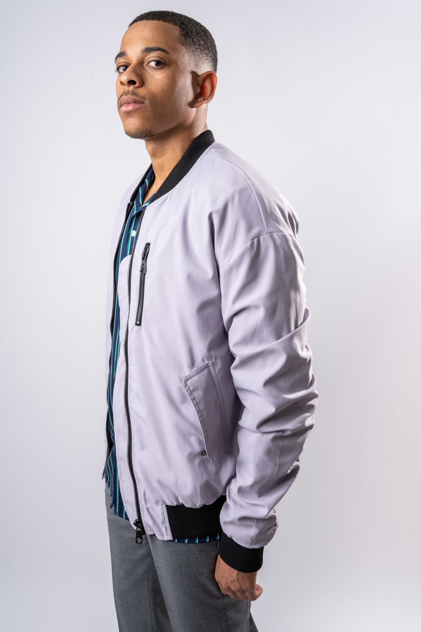 Clive Grey Bomber-3