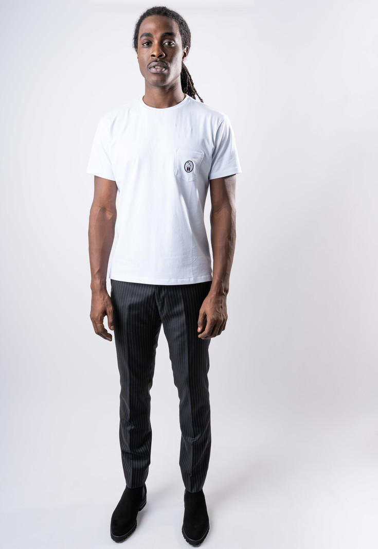 League of Rebels Essential White T-Shirt