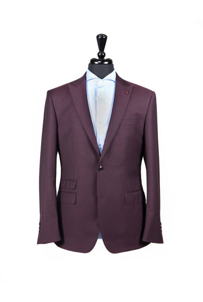 Sorrento Oxblood Suit