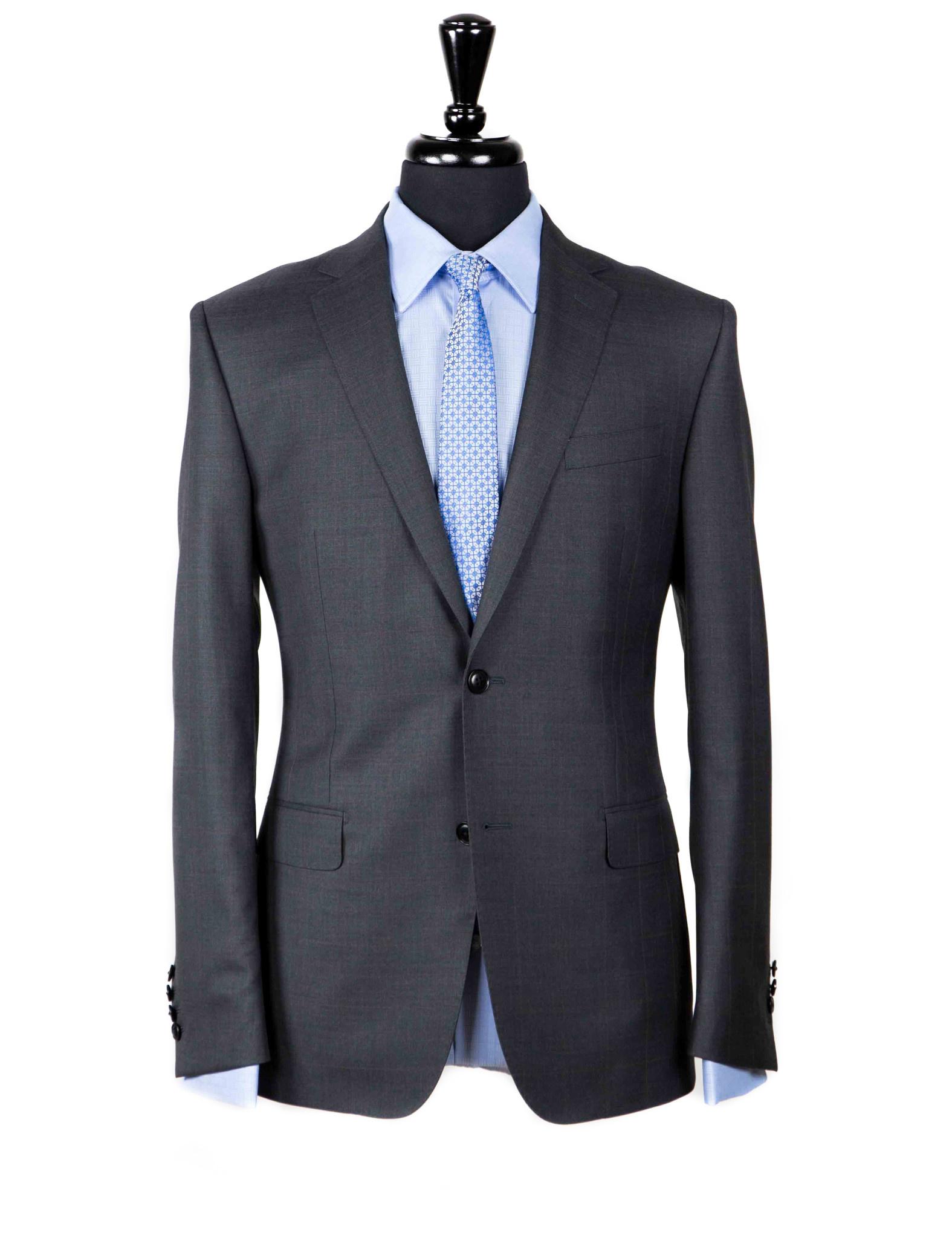 Asser S150s Grey Suit-1