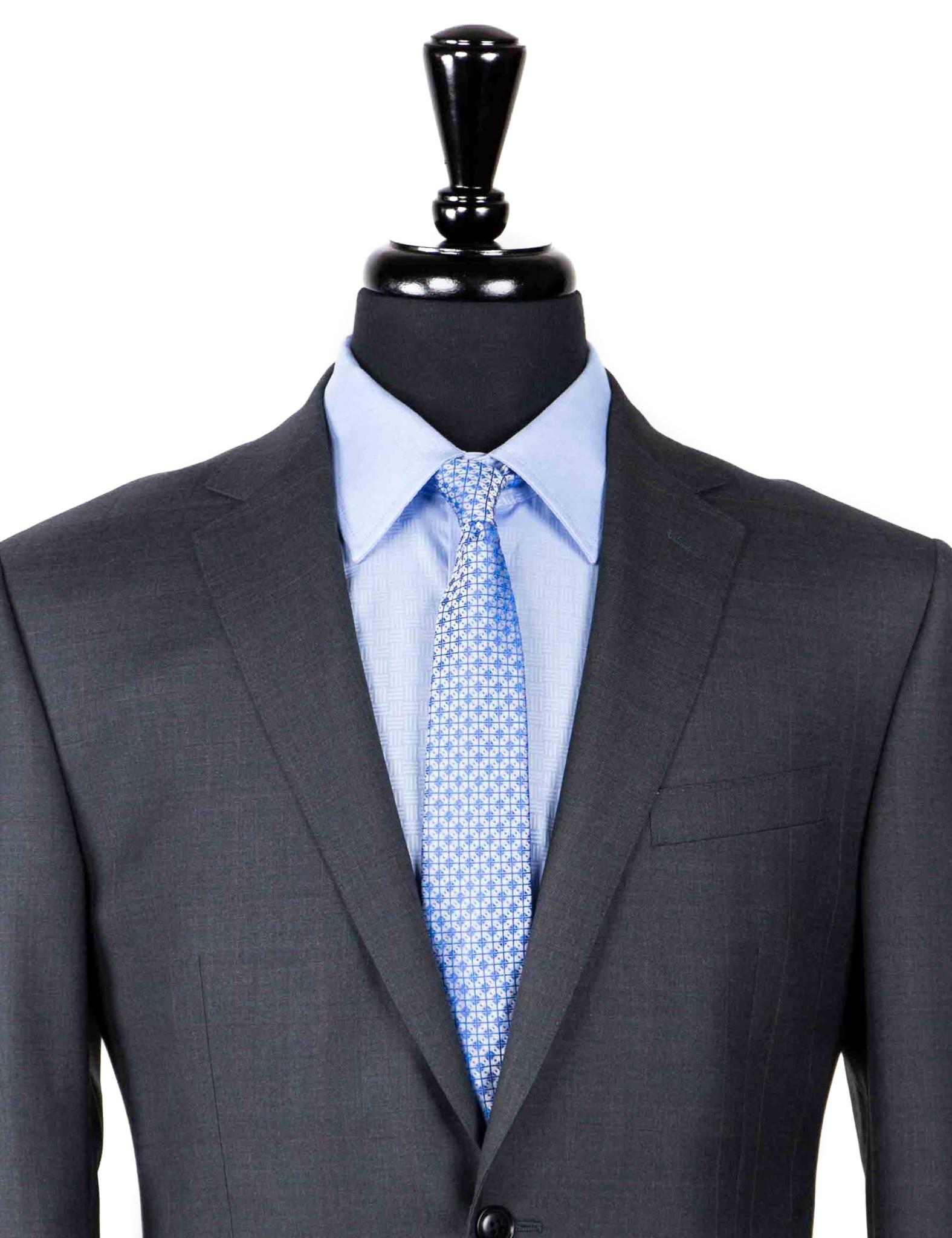 Asser S150s Grey Suit-2