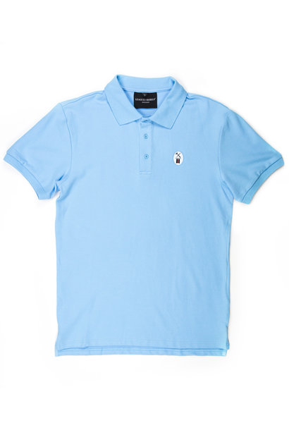 Essential Blue Polo