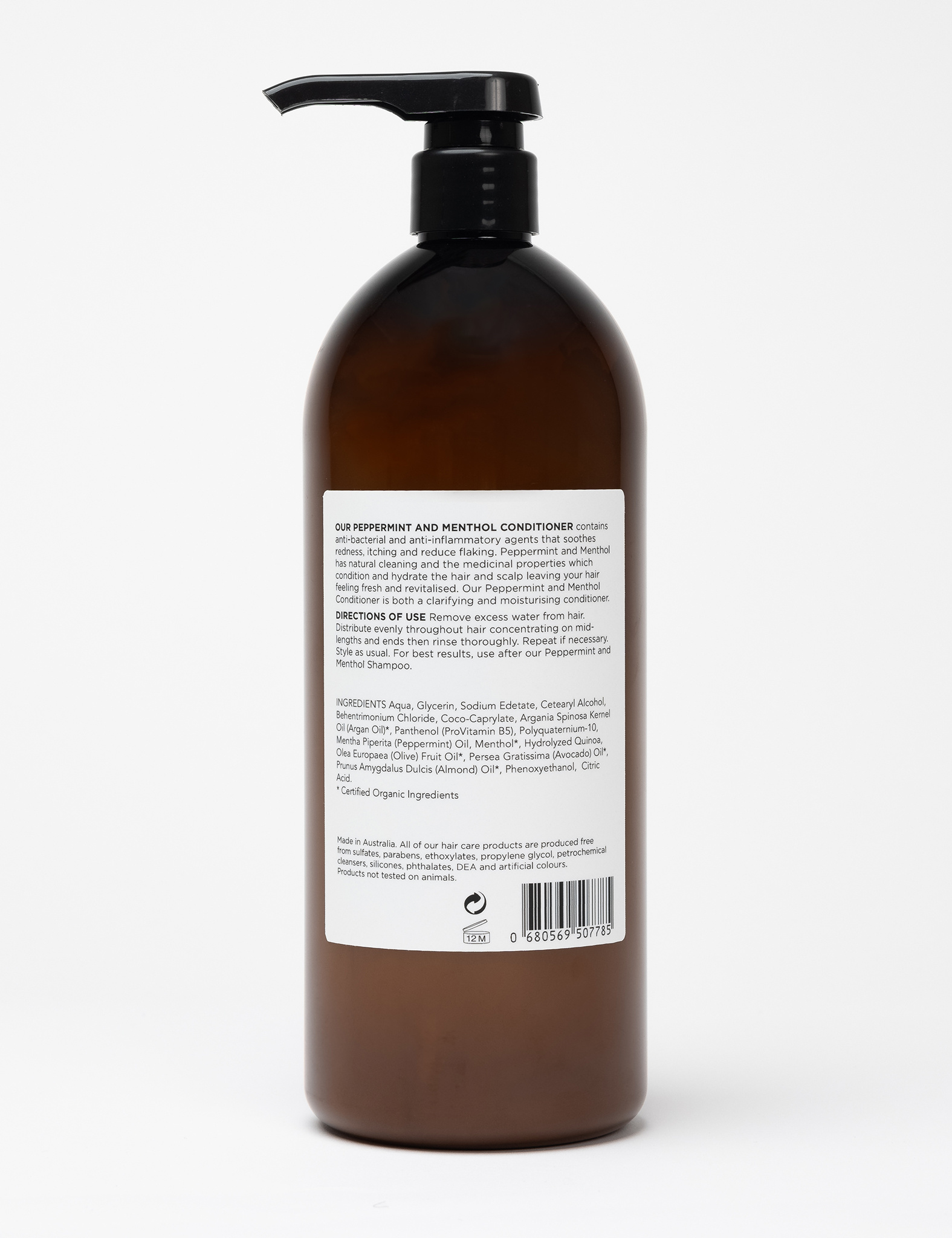 Peppermint Conditioner - 1000ml-2