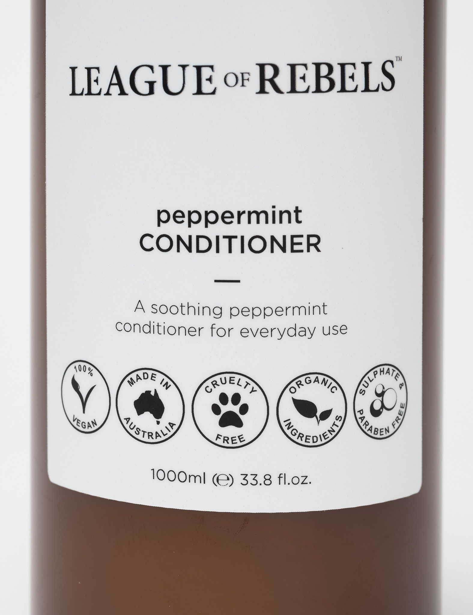 Peppermint Conditioner - 1000ml-3