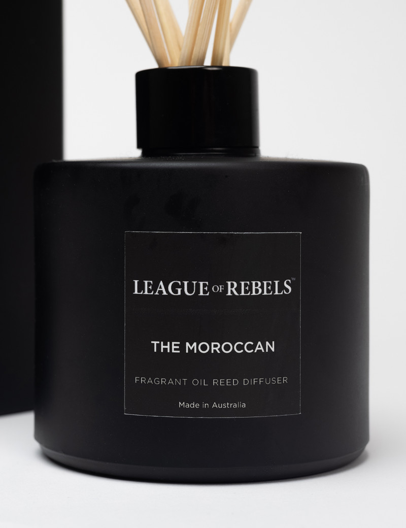 League of Rebels The Moroccan Diffuser