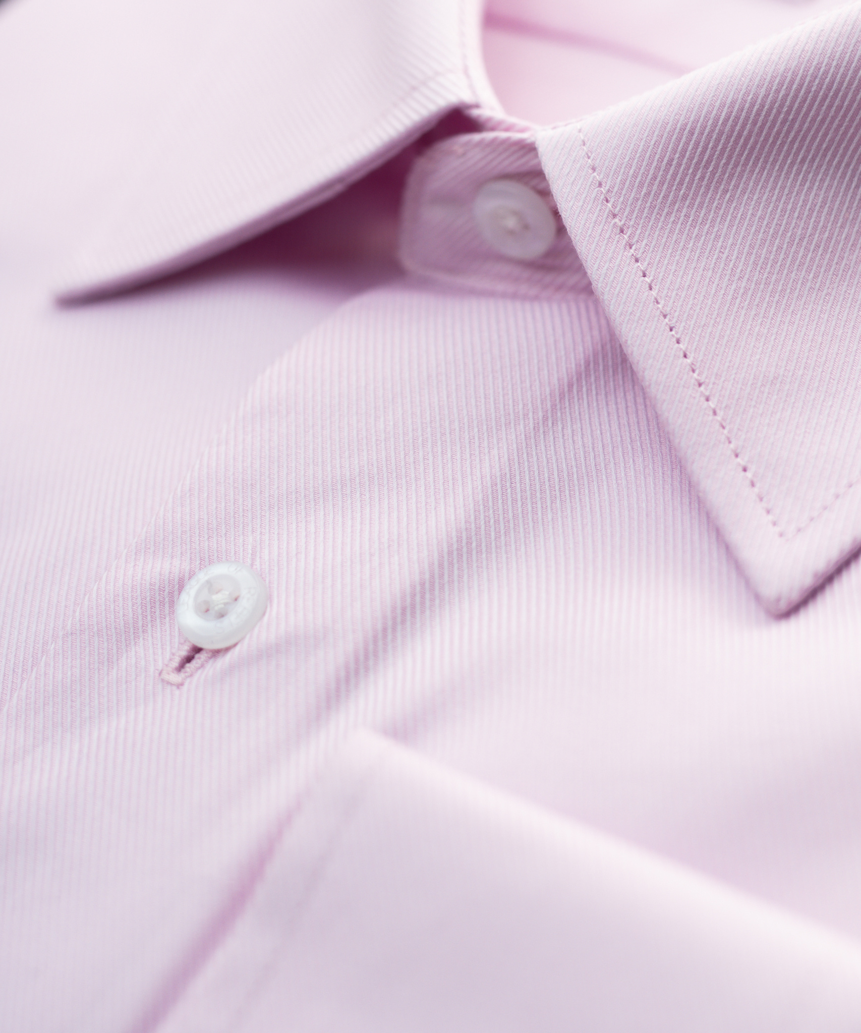 Pink Twill Shirt-2