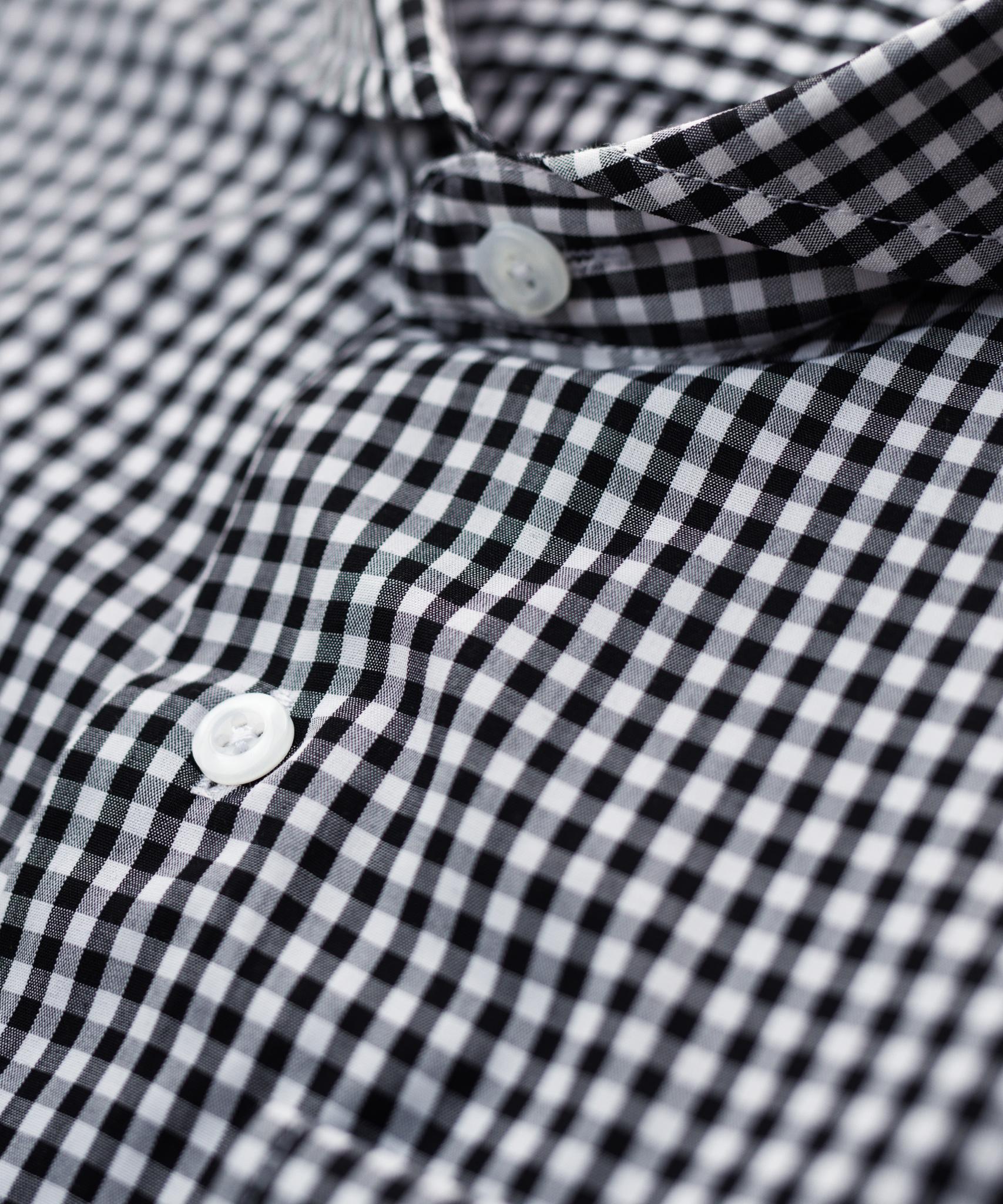 Bixby Black Check Shirt-2