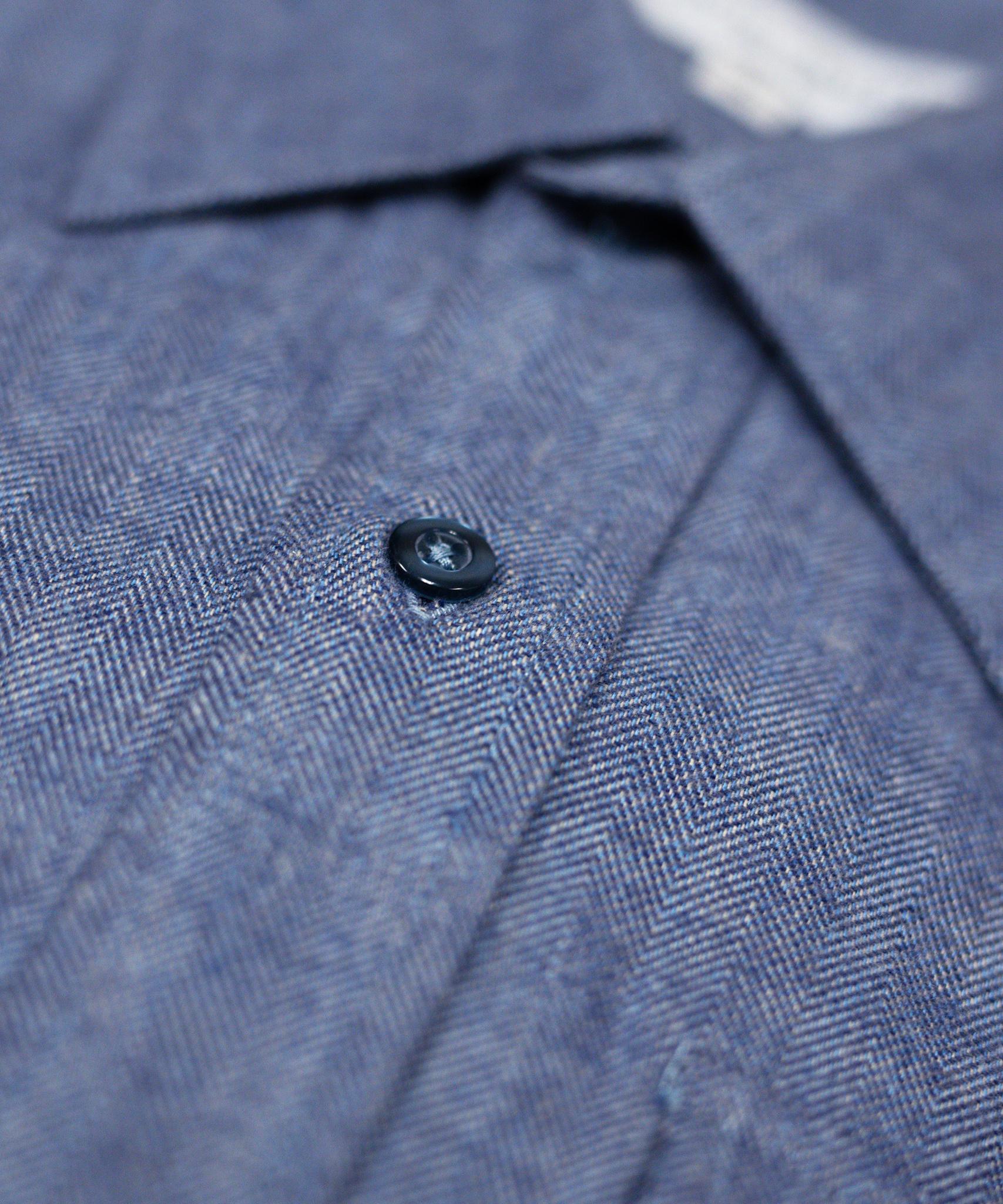 Indigo Parka Shirt-2