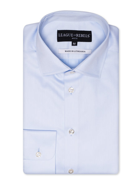 League of Rebels Primo Blue Twill Shirt