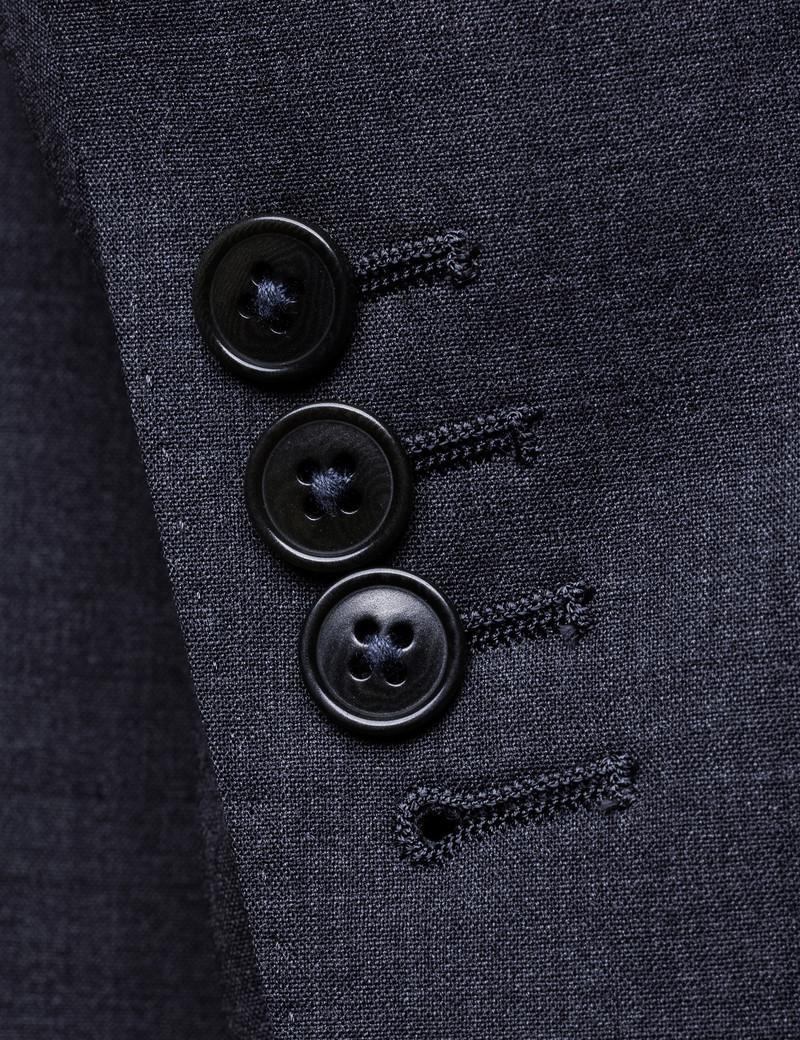 League of Rebels Essential Charcoal Suit Jacket