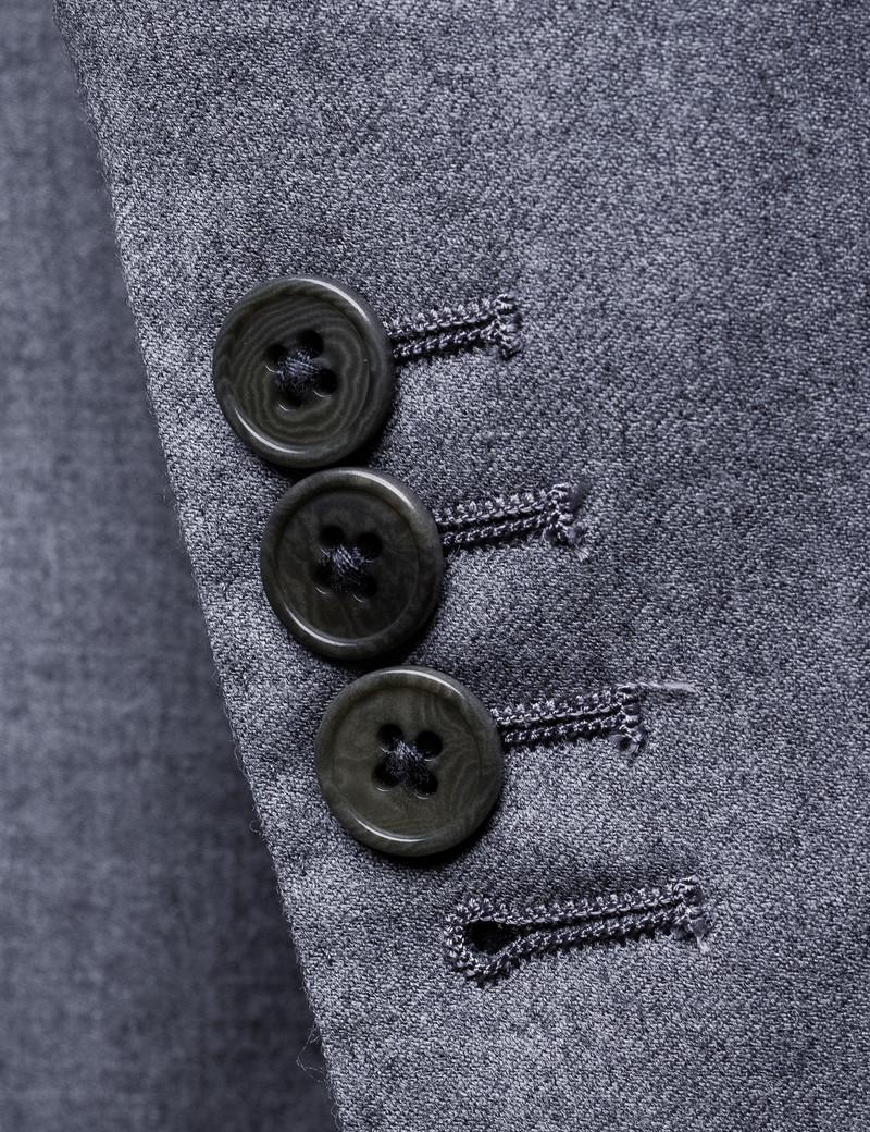 League of Rebels Essential Grey Suit Jacket