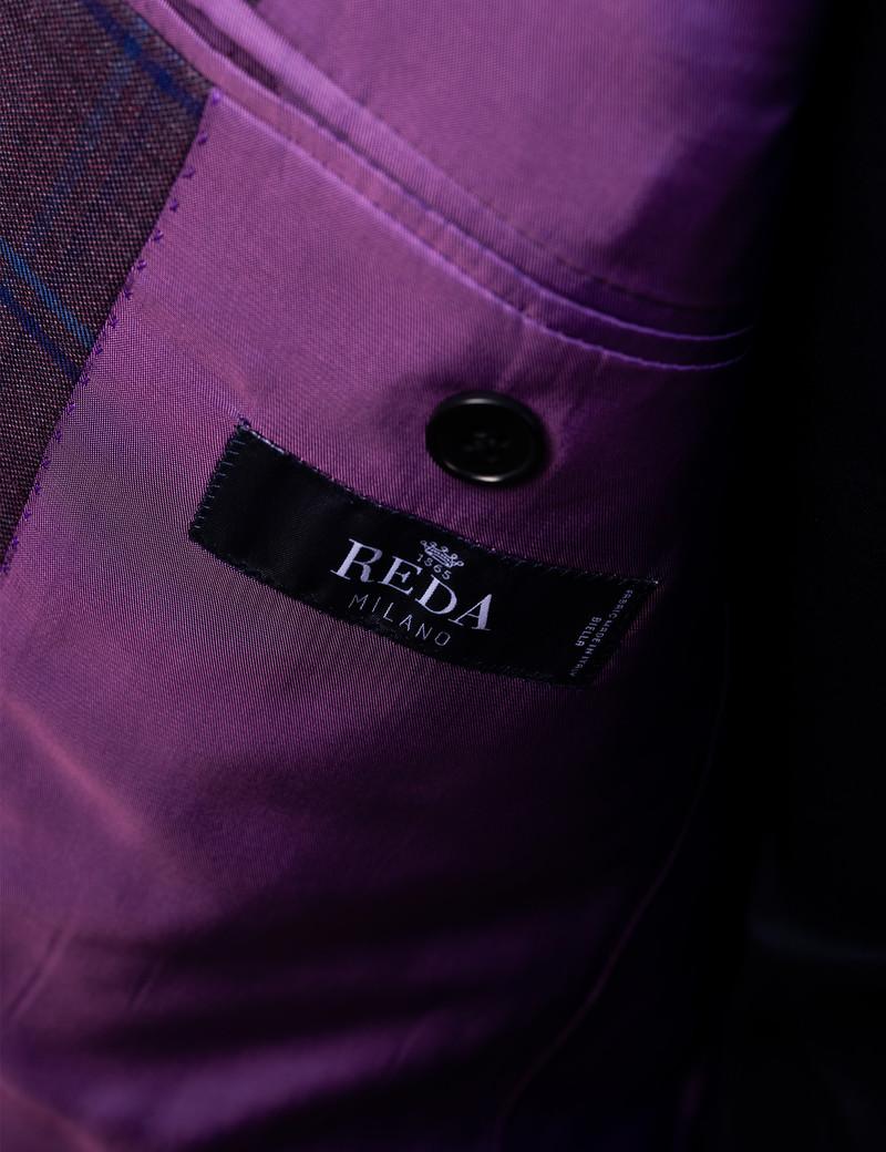 League of Rebels Hermann Plaid Jacket