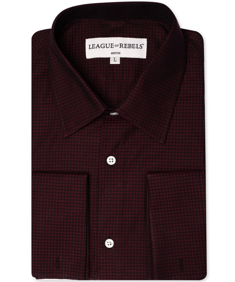 League of Rebels The Oxbry Shirt