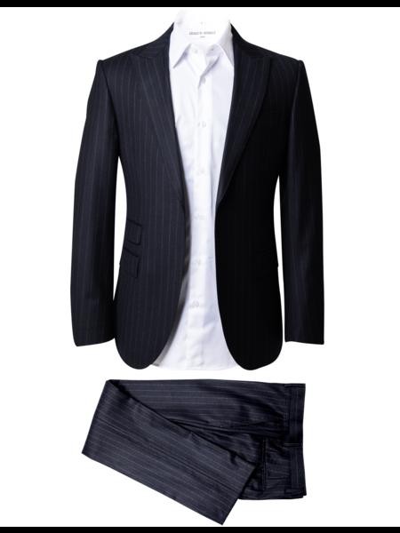 League of Rebels Remington Charcoal Suit