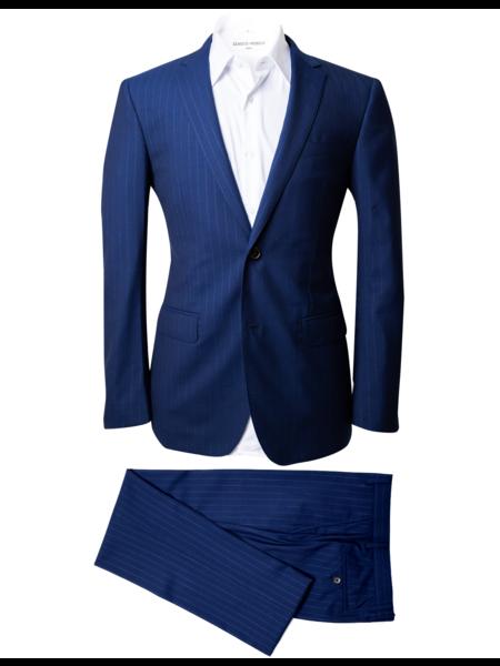 League of Rebels Remington Blue Suit