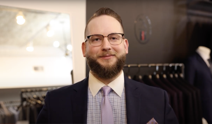 How To Tie A Full Windsor