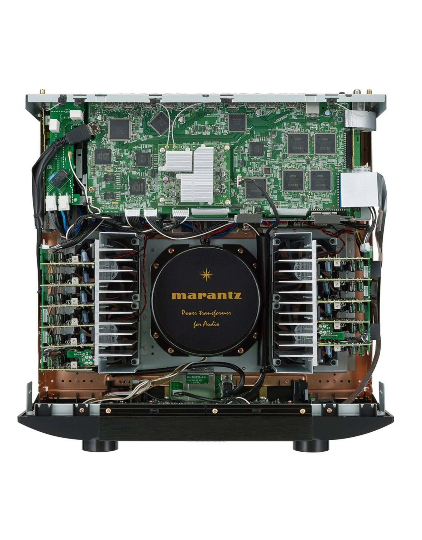MARANTZ MARANTZ SR8012 11CH Receiver w/Heos BLACK