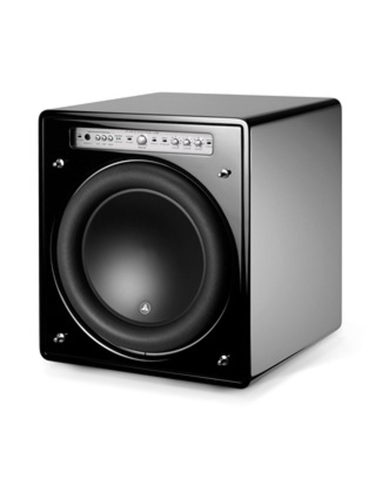 "JL AUDIO JL AUDIO f113v2 13.5"" Fathom 2.5kW Subwoofer, GLOSS BLACK"