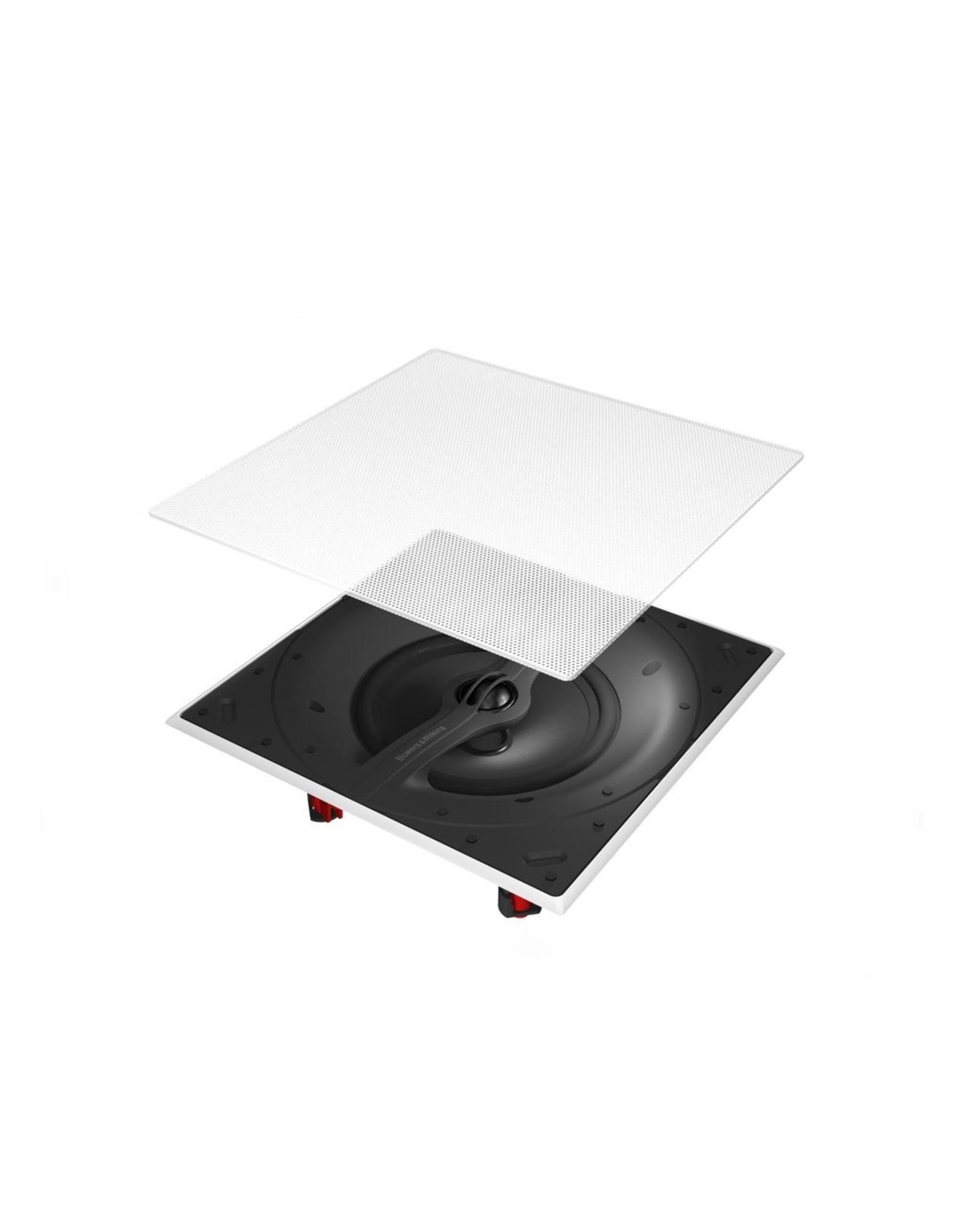 BOWERS & WILKINS B&W CCM362 In Ceiling Speakers (pair) WHITE