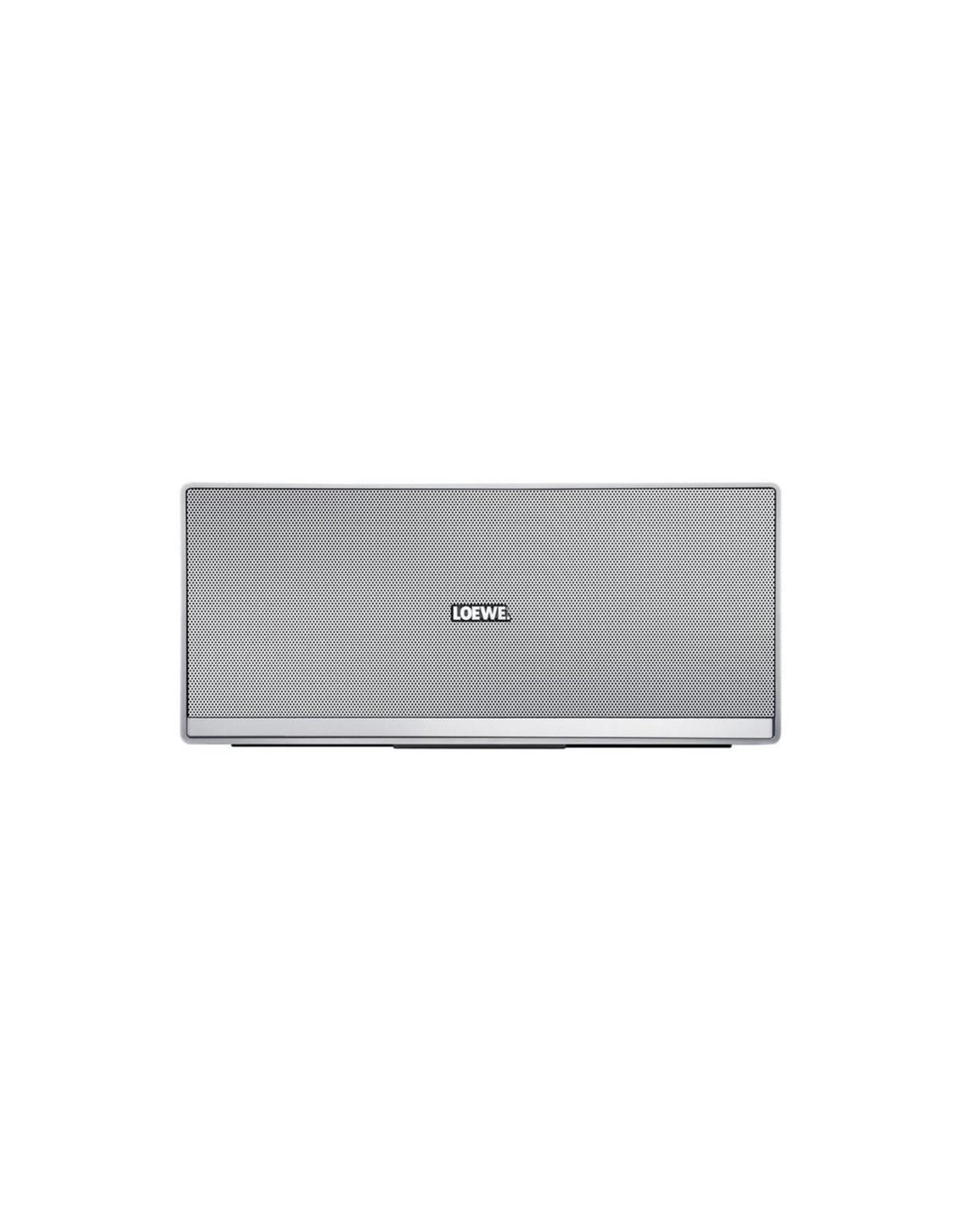 LOEWE LOEWE Speaker-2-Go Bluetooth Speaker, SILVER