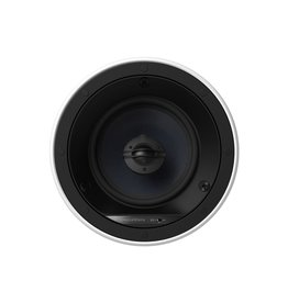 BOWERS & WILKINS B&W CCM663RD Reduced Depth In Ceiling Speakers (pair) WHITE