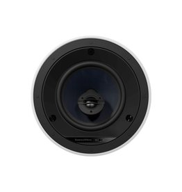 BOWERS & WILKINS B&W CCM663 In Ceiling Speakers (pair) WHITE