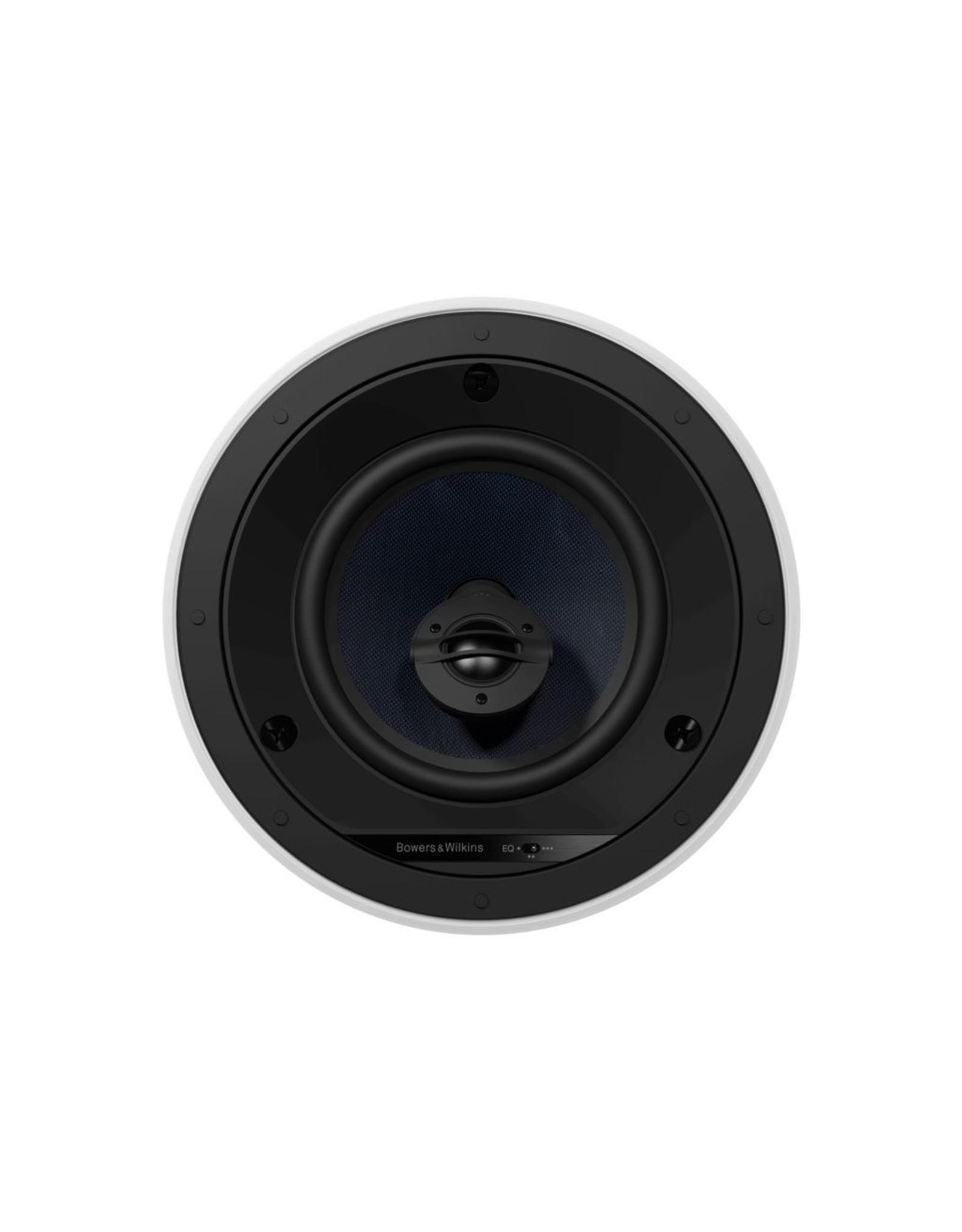 BOWERS & WILKINS B&W CCM662 In Ceiling Speakers (pair) WHITE