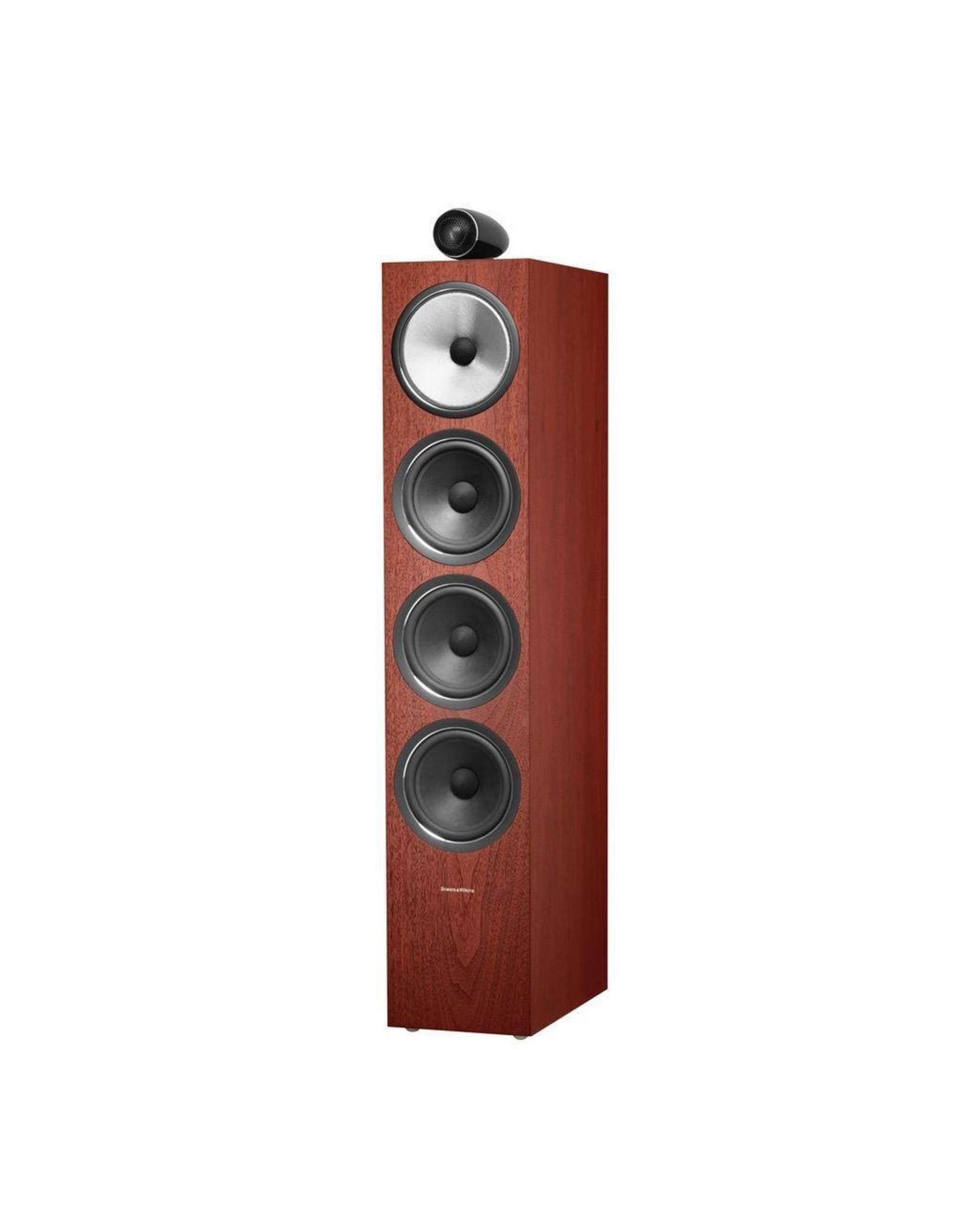 BOWERS & WILKINS B&W 702 S2 3-Way Floor Standing Speakers (pair)