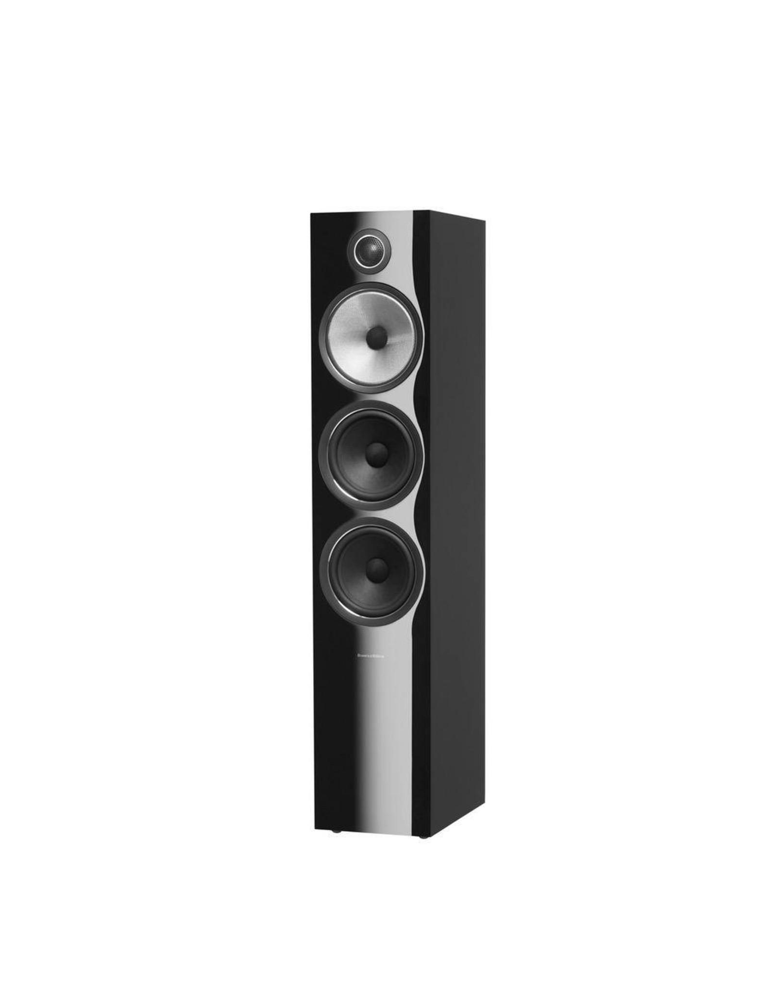 BOWERS & WILKINS B&W 703 S2 3-Way Floor Standing Speakers (pair)