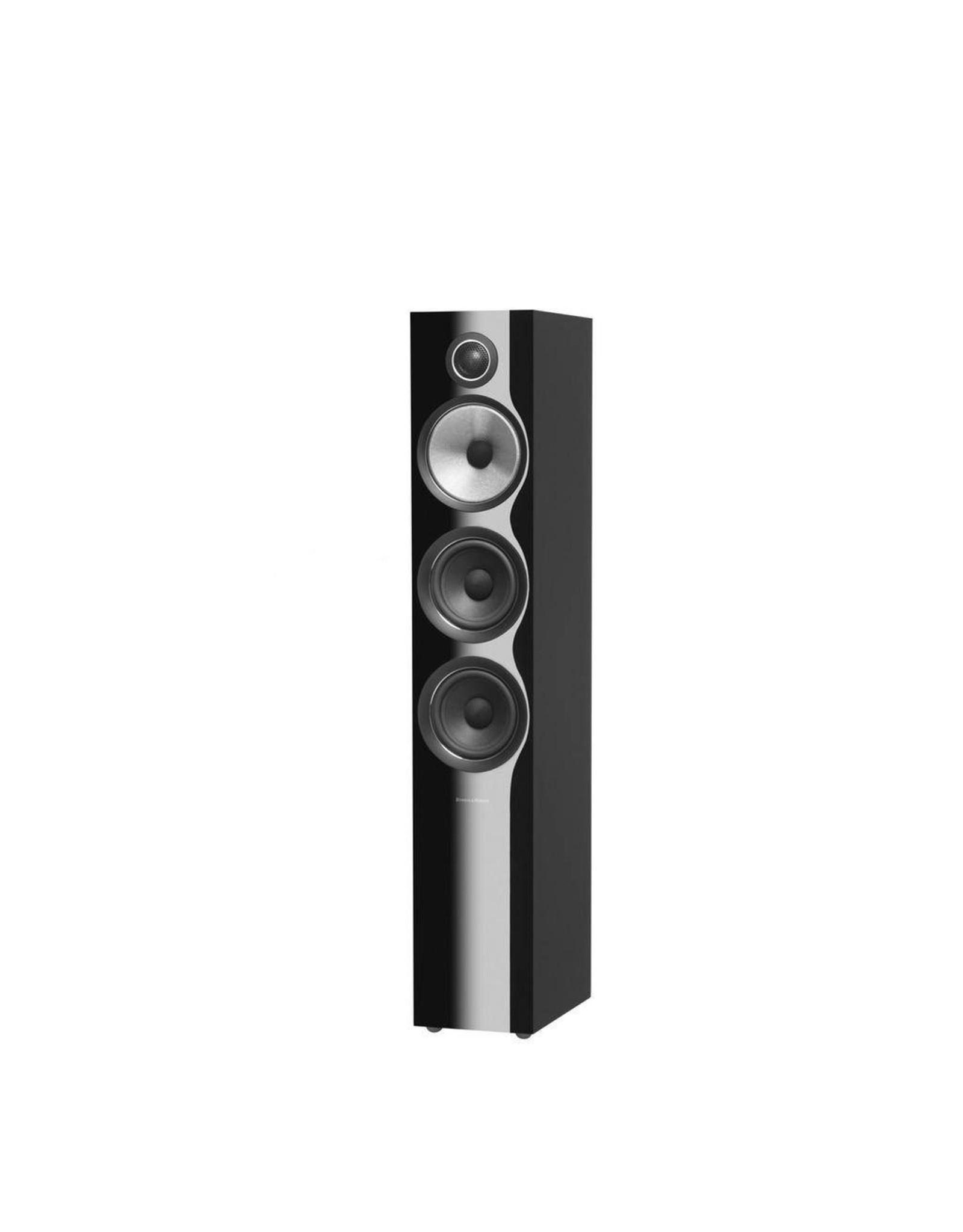 BOWERS & WILKINS B&W 704 S2 3-Way Floor Standing Speakers (pair)