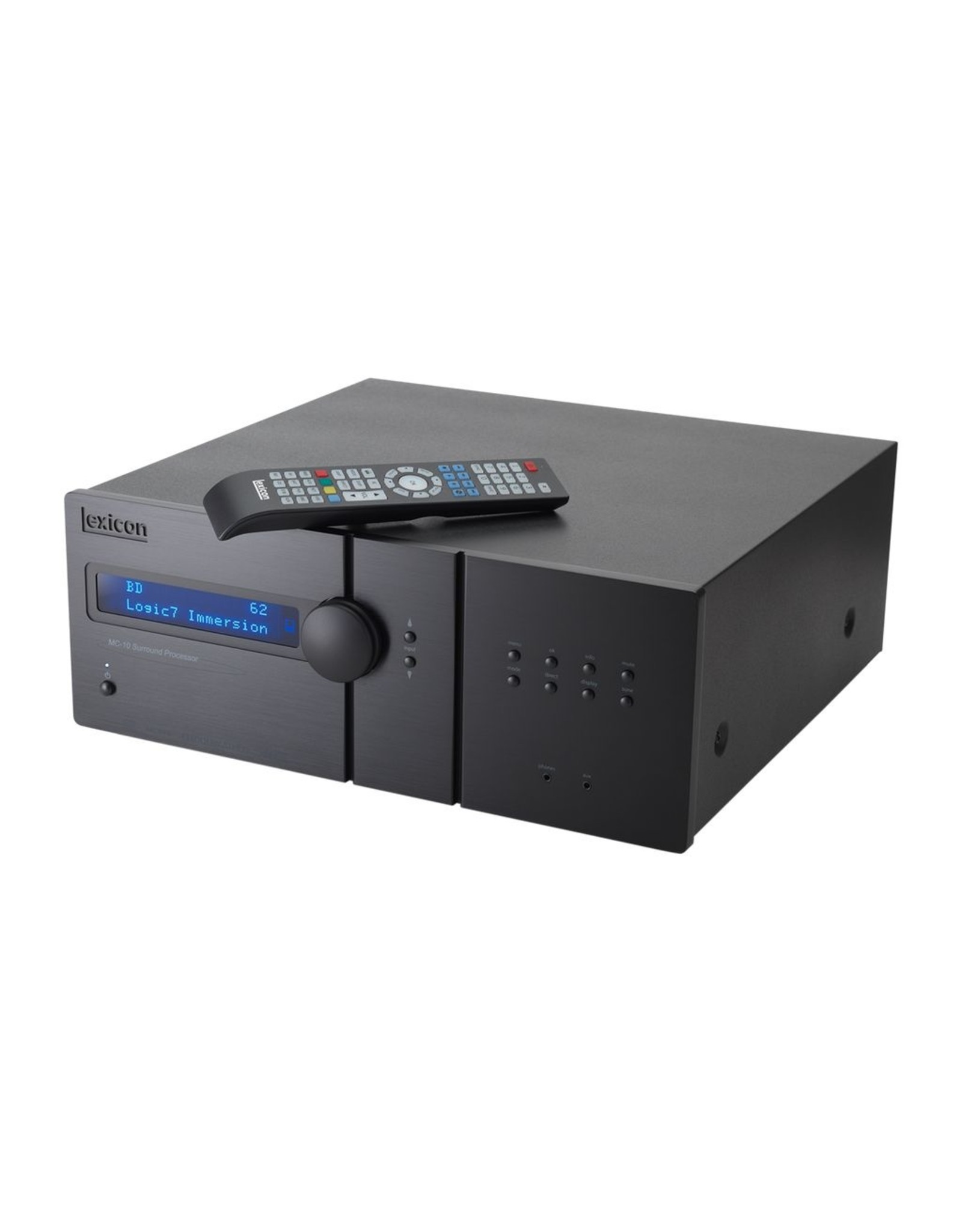 LEXICON LEXICON MC-10 CINEMA PROCESSOR, BLACK