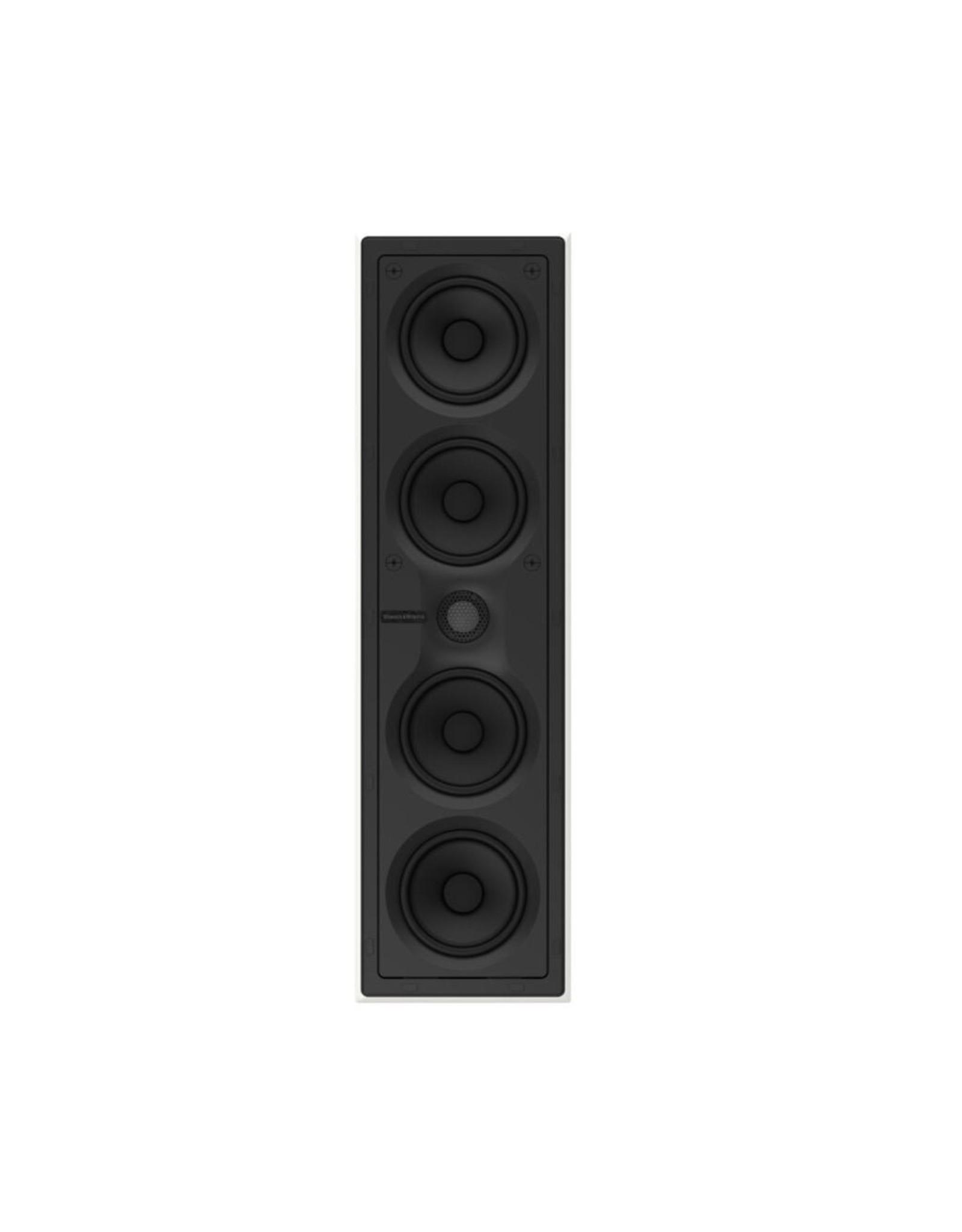 BOWERS & WILKINS B&W CWM7.4 S2  In Wall Speaker (single) WHITE