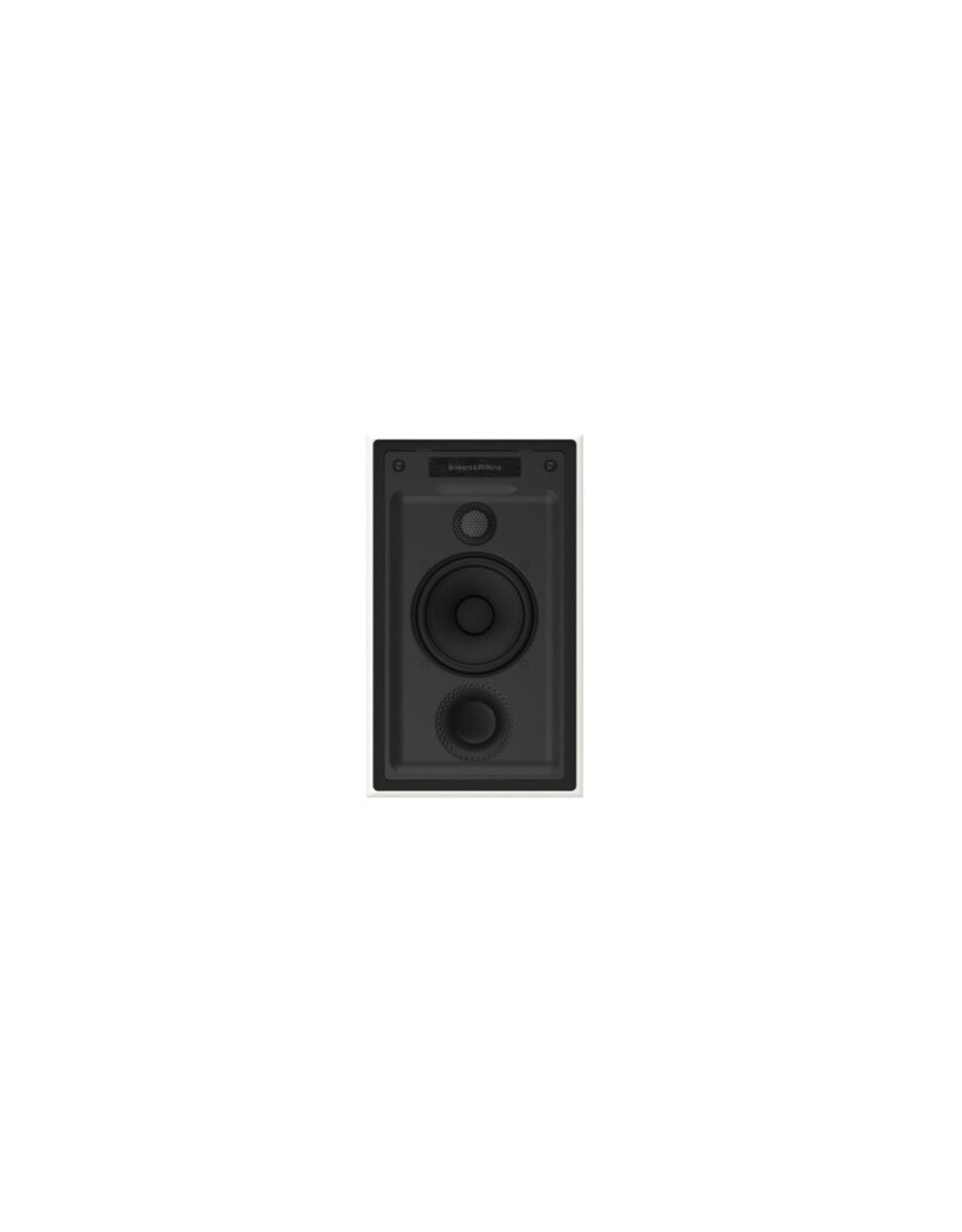 BOWERS & WILKINS B&W CWM7.5 S2  In Wall Speaker (single) WHITE