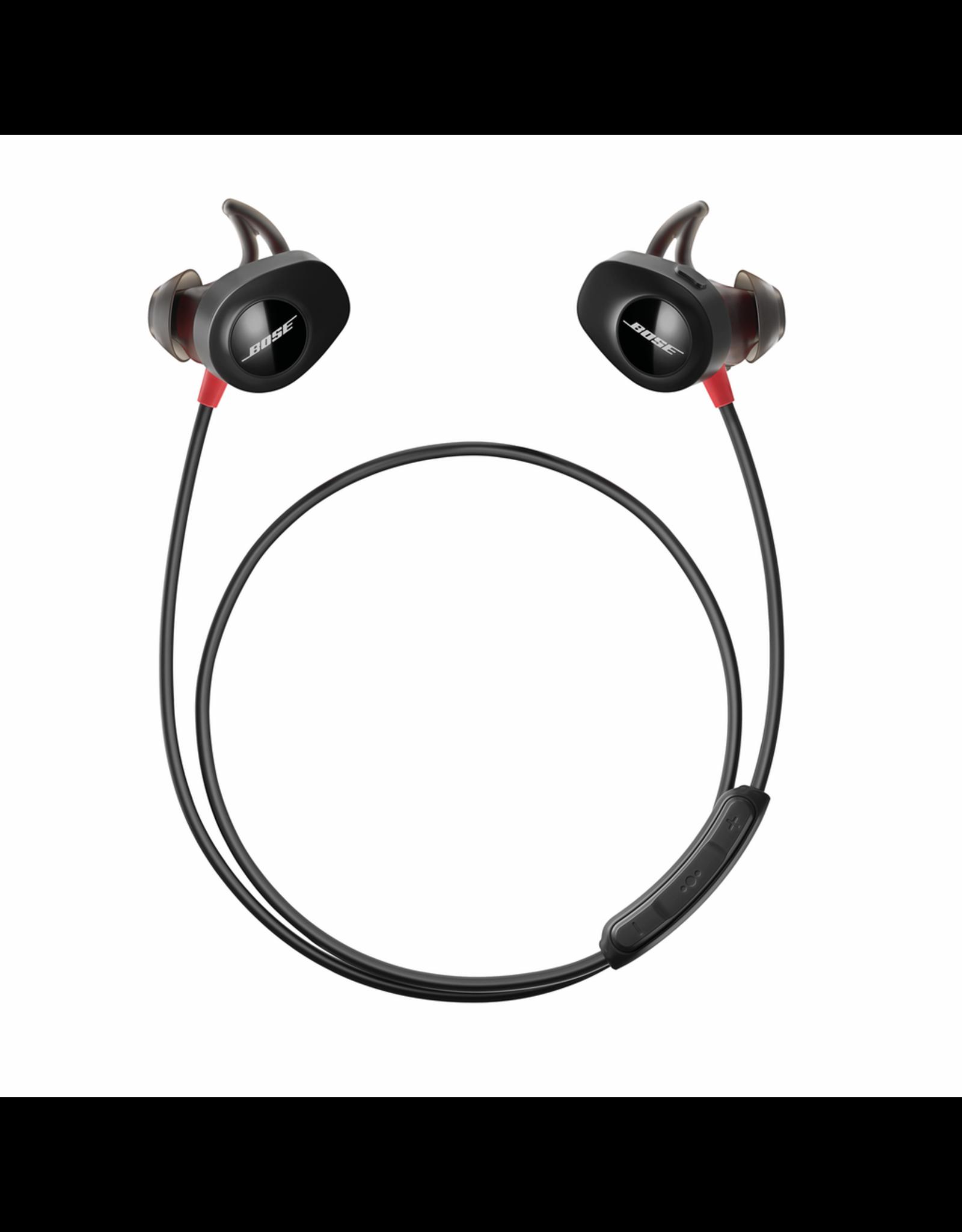 BOSE BOSE Soundsport PULSE Wireless Headphones, RED