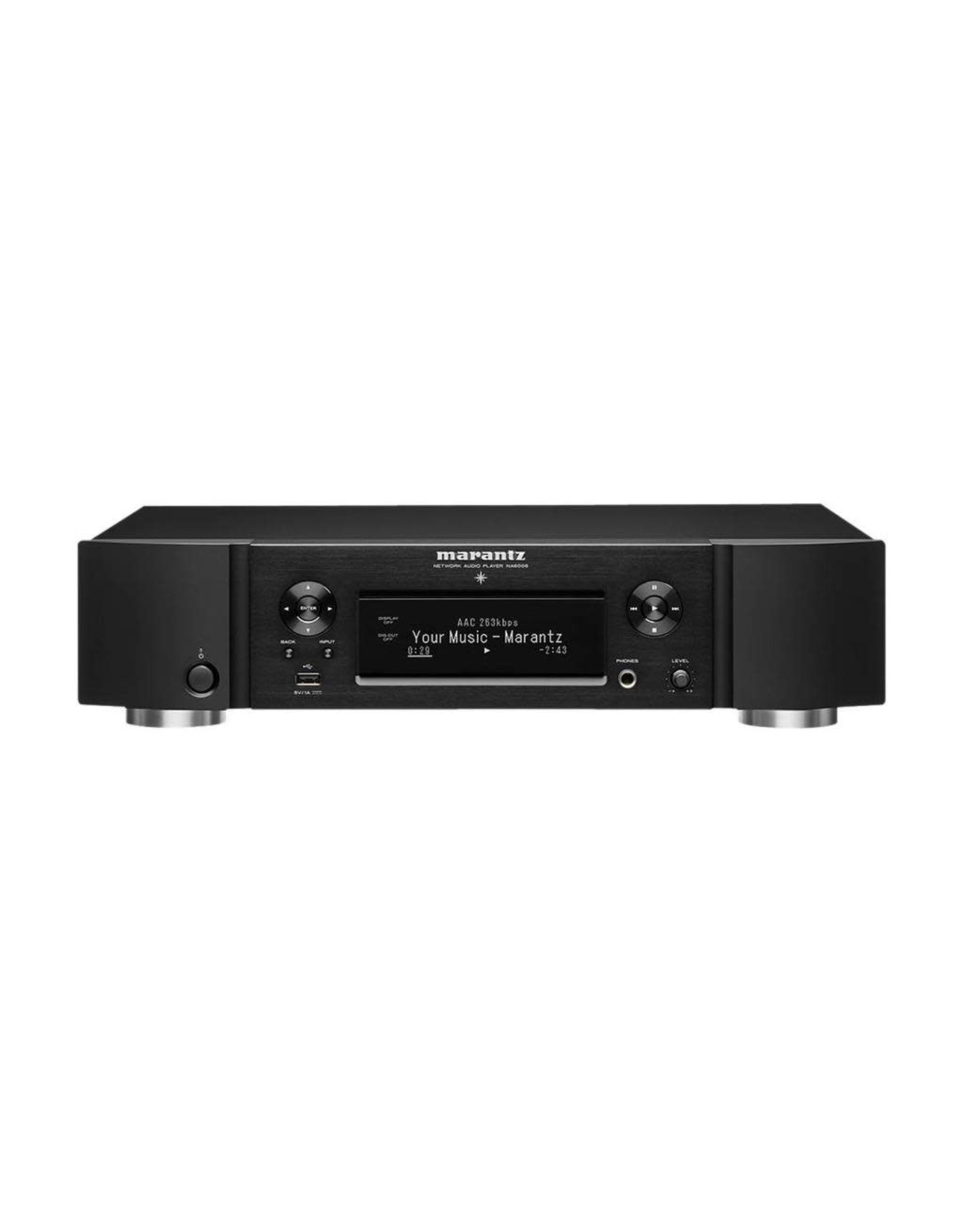 MARANTZ MARANTZ NA6006 Network Audio Player w/Heos