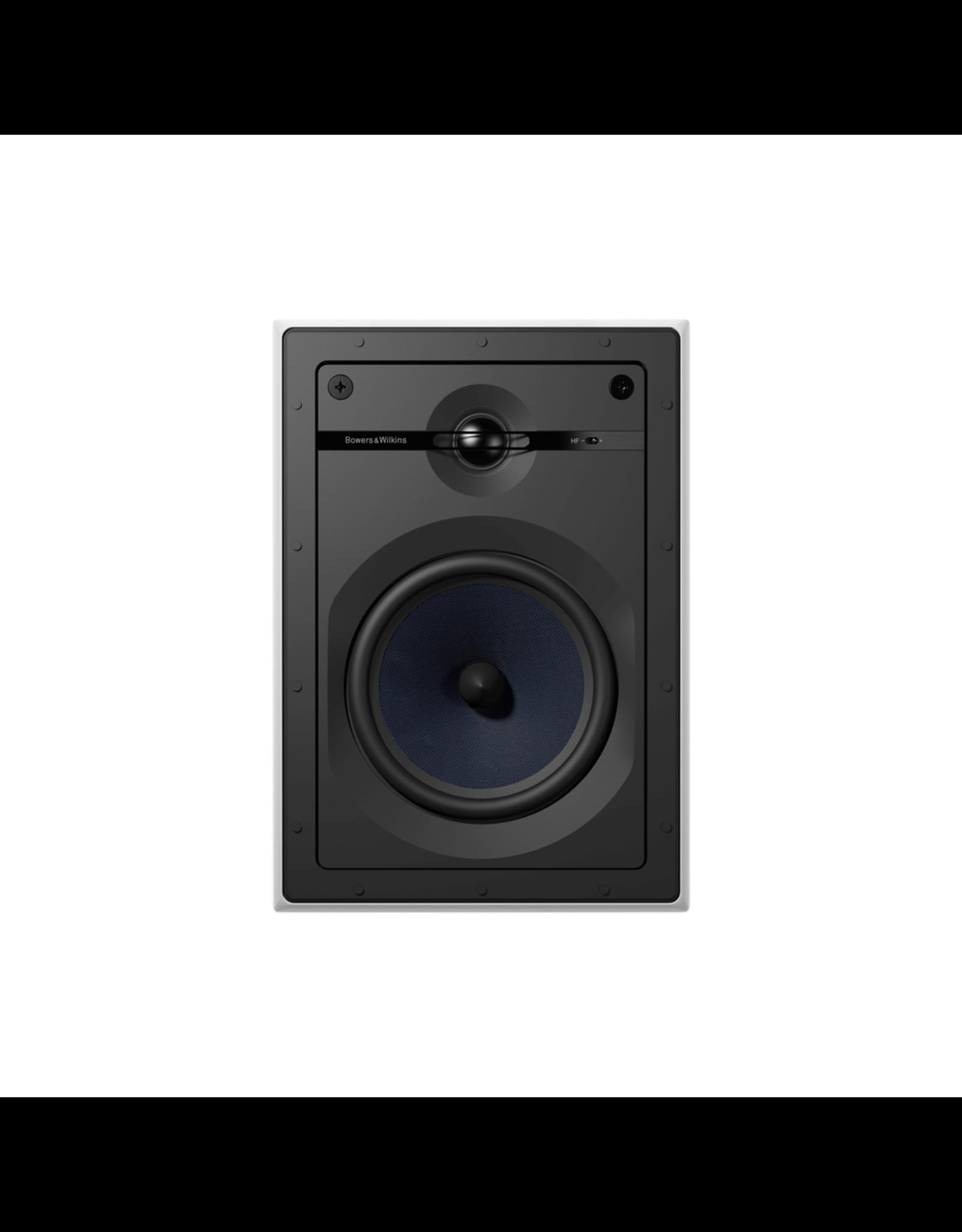 BOWERS & WILKINS B&W CWM663 In Wall Speakers (pair) WHITE