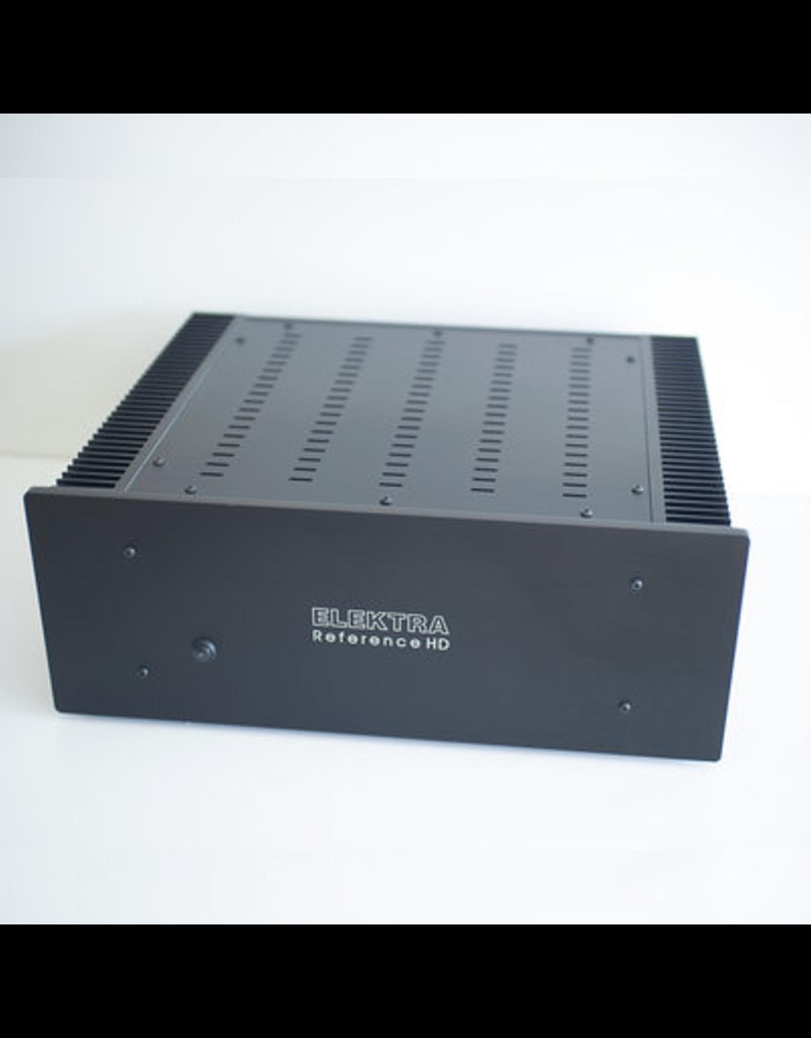 ELEKTRA ELEKTRA REFERENCE HD 2 CHANNEL 300W POWER AMPLIFIER