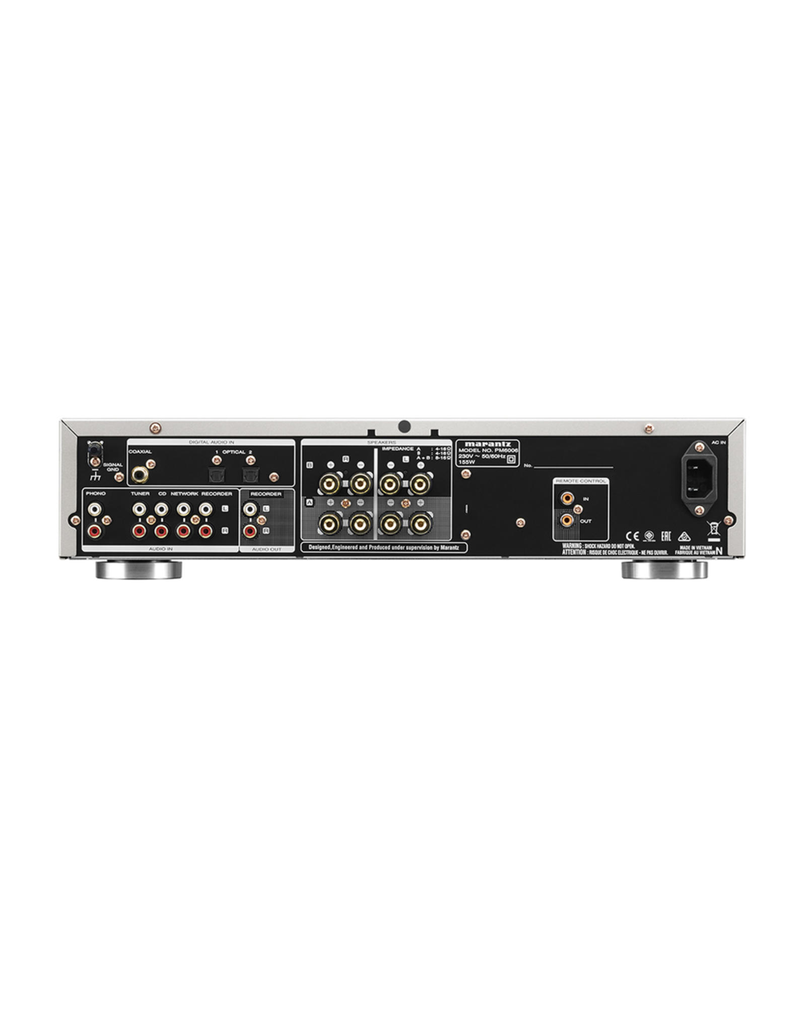 MARANTZ MARANTZ PM6006 Integrated Amplifier