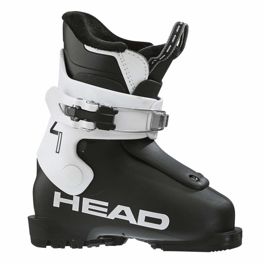Head Z1 BOYS Blk/Wht (2022)