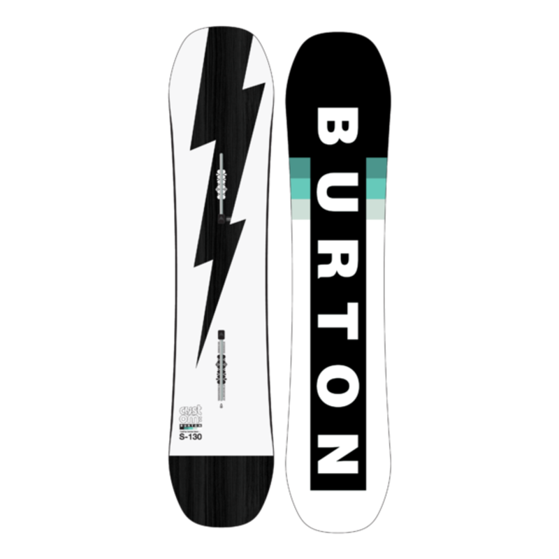Burton CUSTOM SMALLS NO COLOR