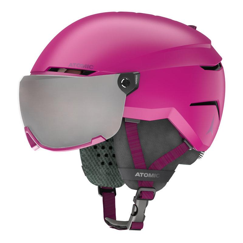 Atomic SAVOR VISOR JR Pink