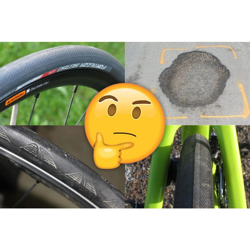 Bike Tire Swap