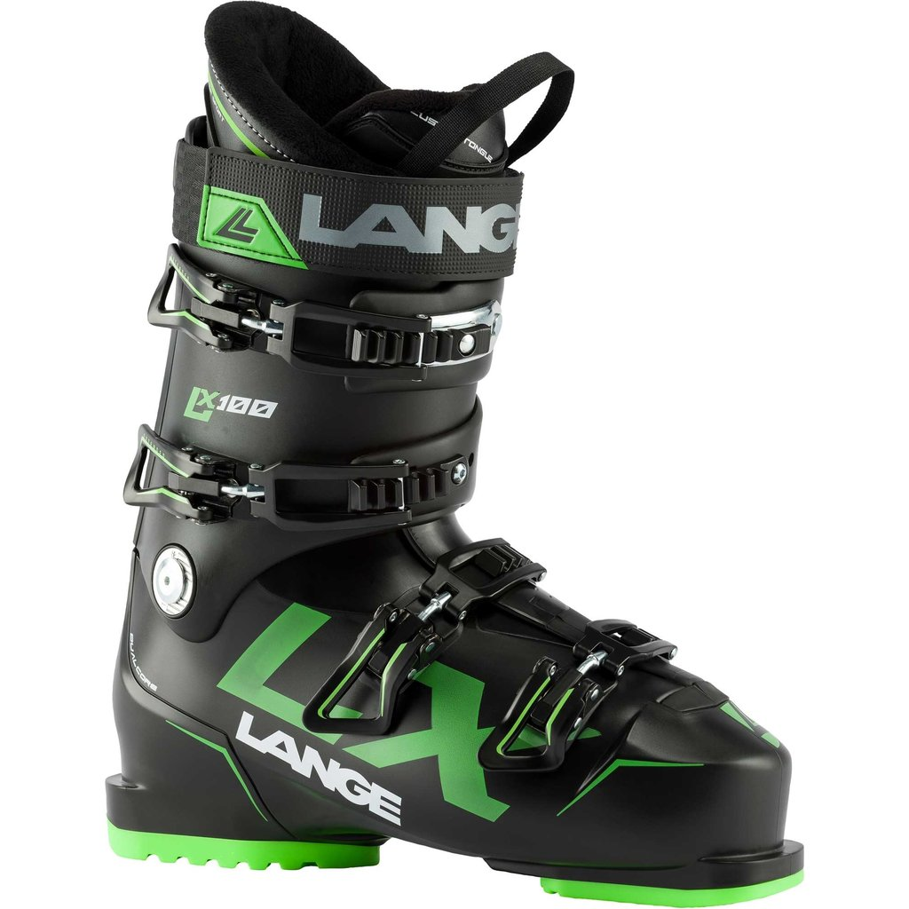 Lange LX 100 - BLACK/GREEN