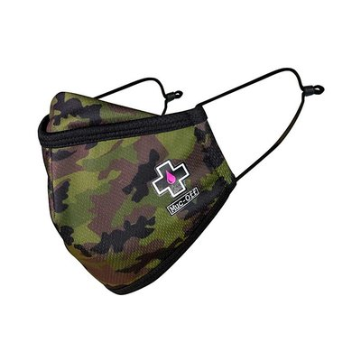 Muc-Off Muc-Off Face Mask-Camo