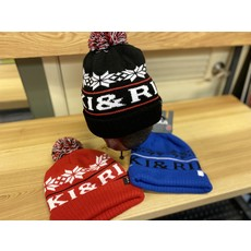 Station Ski & Ride Hat Black