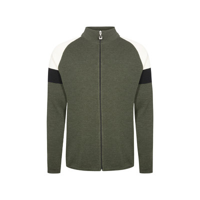 Dale Of Norway Geilo Masc Jacket Dark Green