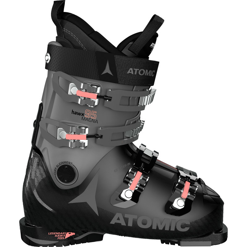Atomic HAWX MAGNA 95 S W Black/Anthracite/Coral