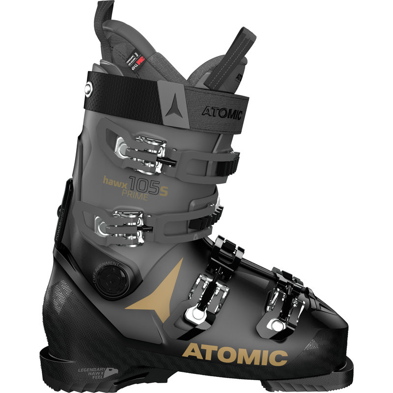 Atomic HAWX PRIME 105 S W Black/Anthracite/Gold