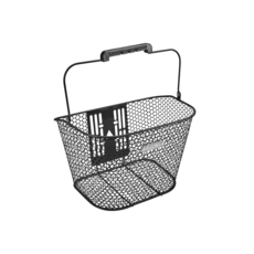 Electra Honeycomb QR Front Basket Black